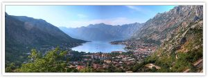 Kotor-panorama by moohra