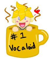 Coffee Len! by MousieDoodles