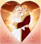Bill and Fleur's Wedding by Harry-Potter-Spain
