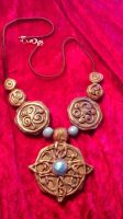 Skyrim Amulet of Mara by SmileyVamp
