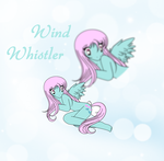 Wind Whistler by stardustpink