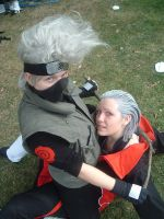 Kakashi Cosplay 4 by BJey04