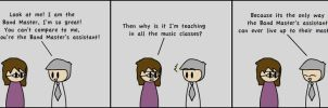 Music Teacher argument by AnDrew19787