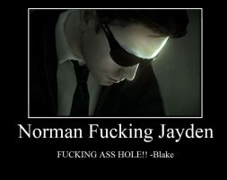 Norman Fucking Jayden by FluffyPocket