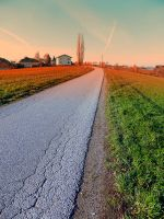 Country road into beautiful scenery by patrickjobst