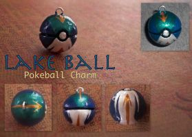 Lake Ball Charm by GandaKris