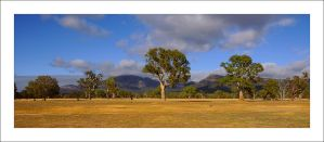 The Grampians by Cameron-Jung