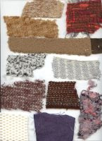 Knit Swatches by Jaxxys-Stock