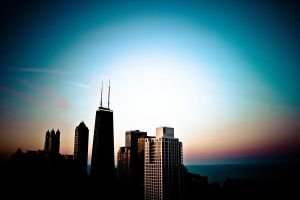 Hueful Chicago by iamPoetry