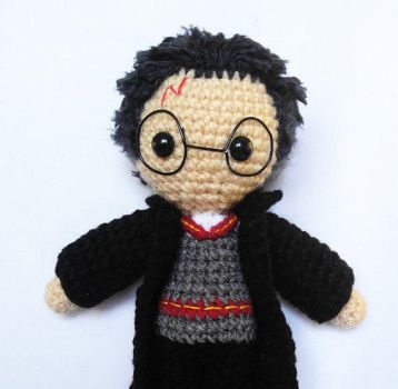Harry Potter by milliemouse579