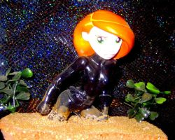 wetsuit Kim Possible quicksand by TeenTitans4Evr