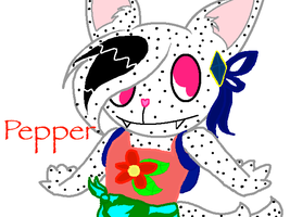 Pepper redone by CaptainGrizzlie