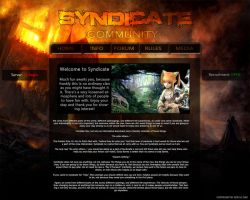 Website Syndicate by xDrac