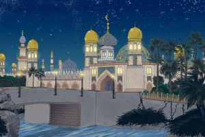 Arabian Nights by Ali-Shobbar