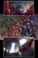 Auto-Assembly-2014-Comic-Preview by Kingoji