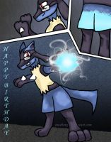 Lucario tf page 3 by inuebony