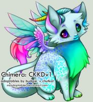 damphyr : Glimmer by chutkat