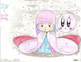 Coldness White by murumokirby360