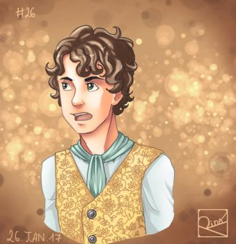 Bilbo by Rina-from-Shire