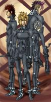 Commision:Gantz by faust7