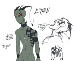 IZ OC - Ethan by Shadow-of-Destiny