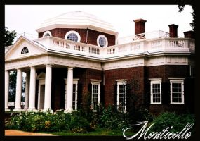 Monticello by druideye