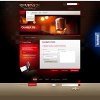 REVENGE MUSIC PRODUCTION - website by webdesigner1921