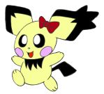Deja the Notched-Ear Pichu 2 by Wanda92