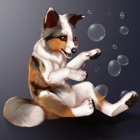 Bubbles by nevaeh-lee