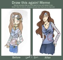 ReDraw - No Happy Stories by fruits-basket-head