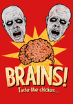 9fountains: BRAINS by elcrazy