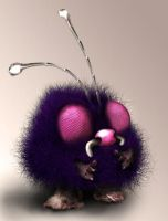 Real Venonat Pokemon by bruno-sousa