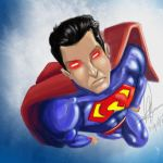 Superman by allfortes