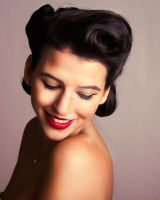 50s Hair shot by PerfectedImageDevon