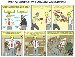 Zombie Apocalypse Tutorial by Rod-Wolf
