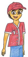 HaVTitH Real Ep 6.1 - Me dressed as a boy in red by Magic-Kristina-KW