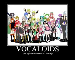 Vocaloids by Ability-King-KK