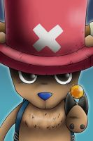 Tony Tony Chopper by ShadowWhisper446
