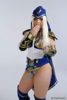 Ashe from league of legend by pgmorin