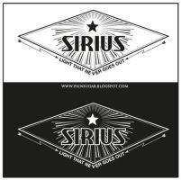 Sirius Logo by painsugar