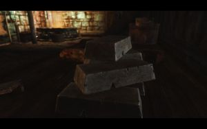 Stack of Ingots by TheDrugInMeIsYou00