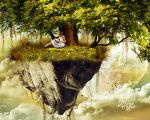 The Reading Tree by kitiekat4U