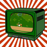 Super Mario TV by Smolord
