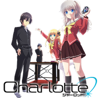 Charlotte - Anime Icon by Wasir525