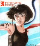 mirrors edge by Claw333Ayane