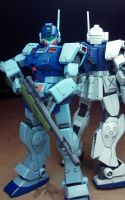 RGM-79SP GM-Sniper II by GeneralMechanics