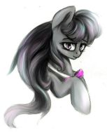 beautiful Octavia by EvilDraw