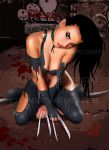 X-23: after the fight by Jaja316