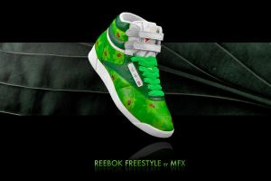 Reebok Freestyle by A-f-x