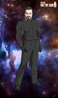 Doctor Who: Legacy - The Master (Ainley) by MistressAinley